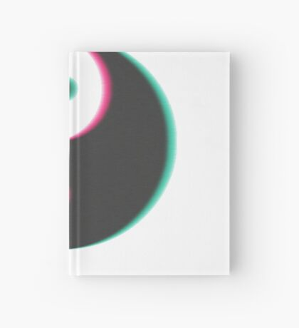 Trippy Yin Yang Hardcover Journal