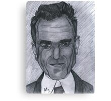 Daniel Day Lewis Canvas Print