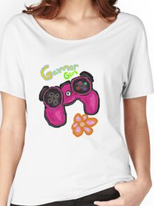 Gamer Girl  Women's Relaxed Fit T-Shirt