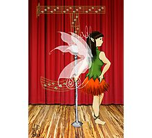 Alphabet Fairy- Jazzabell Photographic Print