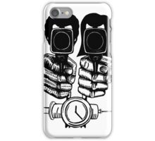 Pulp Fiction - Jules and Vincent iPhone Case/Skin