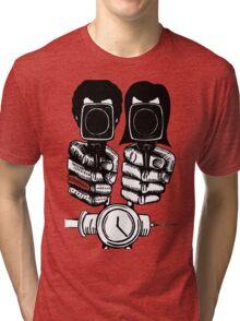 Pulp Fiction - Jules and Vincent Tri-blend T-Shirt