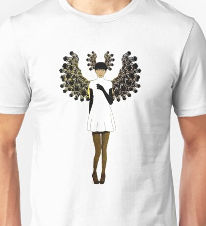 flight feathers Unisex T-Shirt