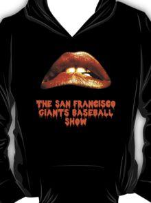 SF Giants Baseball Show T-Shirt