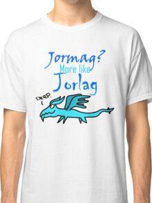 Jorlag (w/ Derpy Dragon) Classic T-Shirt
