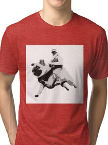 Star Pugs Tri-blend T-Shirt