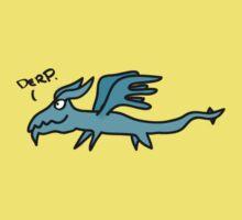Derpy Dragon by ohsnapitskelz