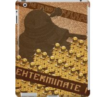 Dalek Invasion  iPad Case/Skin