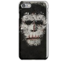 Ceasar Face Paint iPhone Case/Skin