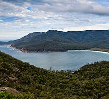 Wineglass Bay by Chris  Randall