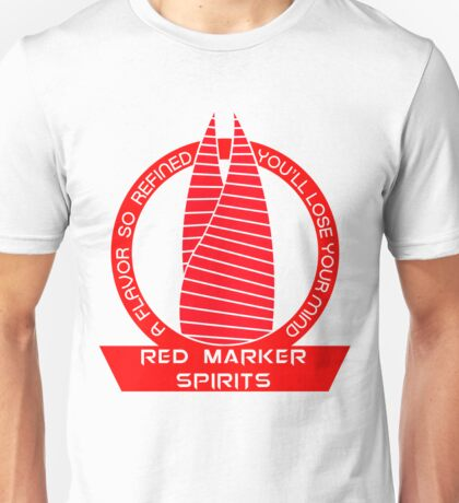 Red Marker Spirits Unisex T-Shirt