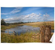 Weetslade Country Park Poster