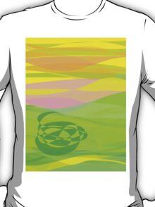 Green Basket T-Shirt
