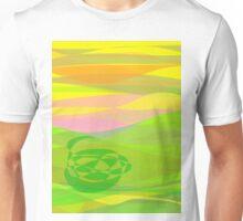 Green Basket Unisex T-Shirt
