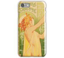 absinthe robette iPhone Case/Skin