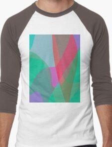 Cool and Soft Men's Baseball ¾ T-Shirt