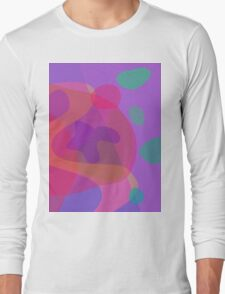 Purple Room Long Sleeve T-Shirt