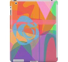 Blue Rose iPad Case/Skin