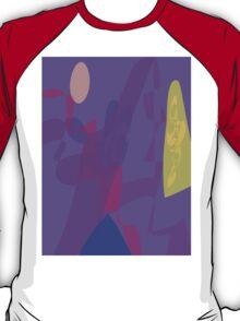 Blue Mountain Oriental T-Shirt