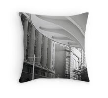 The City on film Throw Pillow