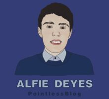 Alfie Deyes - PointlessBlog T-shirt by syrensymphony