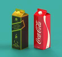 Whisky Cola by MaxKirienko
