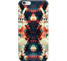 Abstract Triangle Body II iPhone Case/Skin