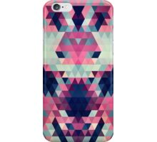 Abstract Triangle Donkey II iPhone Case/Skin