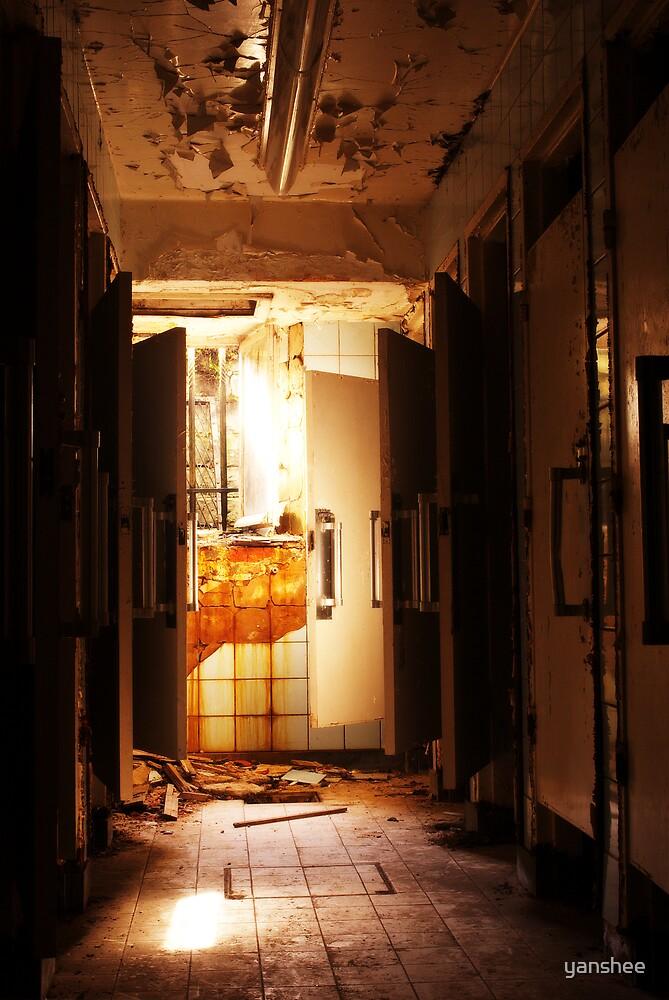 Atrocity exhibition by yanshee