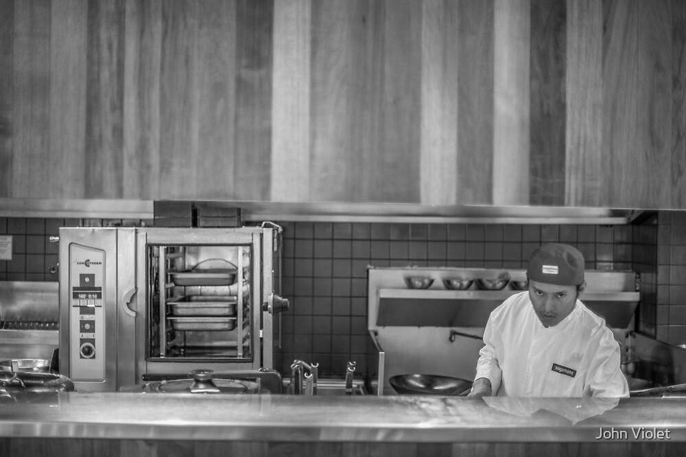 Melbourne Cooking by John Violet