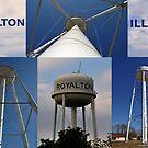 Royalton Water Tower by michaelasamples