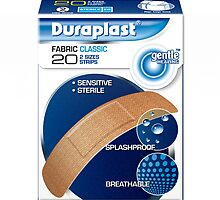 Sticking Plaster by duraplast001