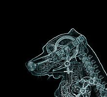 Mechanical Dog by WillBrosch