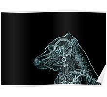 Mechanical Dog Poster
