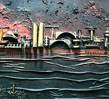 Industrial Port-part 2 by rafi talby by RAFI TALBY