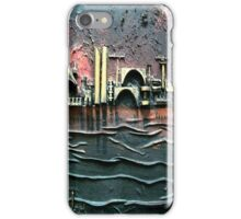 Industrial Port-part 2 iPhone Cases by rafi talby iPhone Case/Skin