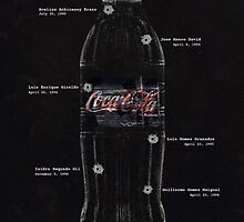 Coke side of life  by Metamorphic Illustration