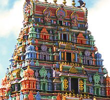 Sri Siva Subramaniya Temple by christina chan