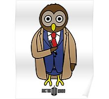 Dr. Whoo - The 10th Owl Poster