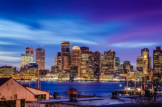 Boston colors by BradKphoto