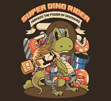 Super Dino Rider Unisex T-Shirt