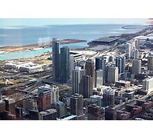 Windy City Photographic Print