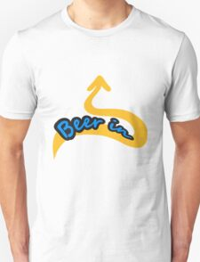 Beer In T-Shirt