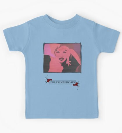 Marilyn joined the Cult Kids Tee