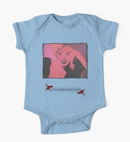 Marilyn joined the Cult One Piece - Short Sleeve