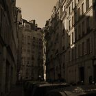 Paris Streets by PrettyKittyKat