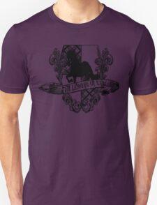 Evil League of Evil Black Unisex T-Shirt