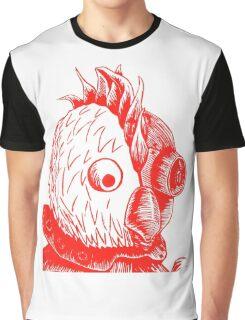 Robot Chicken Graphic T-Shirt