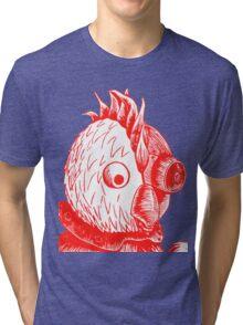 Robot Chicken Tri-blend T-Shirt