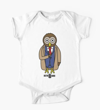 Dr. Whoo - The 10th Owl One Piece - Short Sleeve